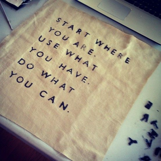 start_where_you_are