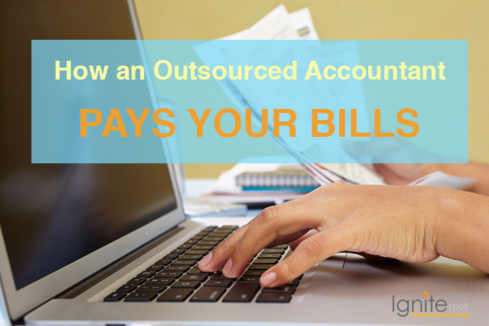 How Outsourced Accountants Pay Your Bills