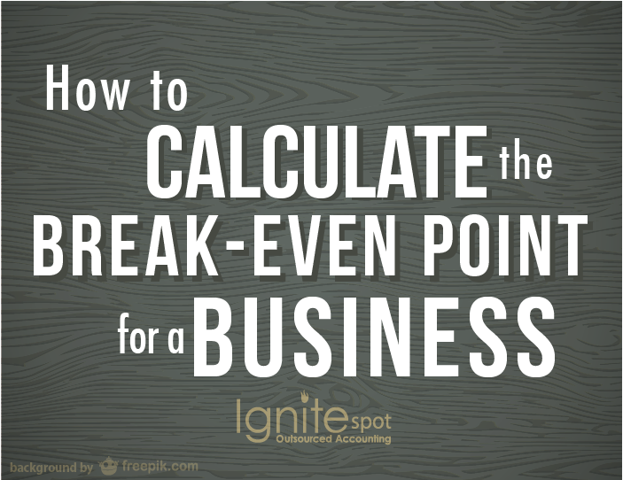 Basic Accounting: How to Calculate Your Break-Even Point