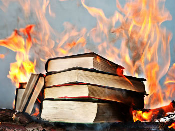 Get more customers by burning sales books