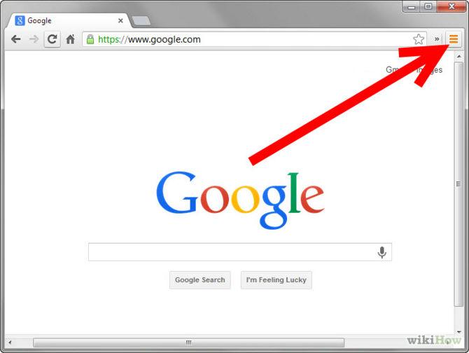 Google Chrome Settings