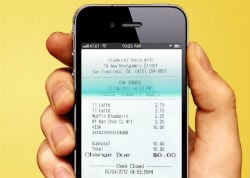Tracking Receipts