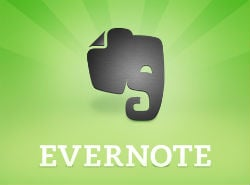 Evernote for Tracking Receipts