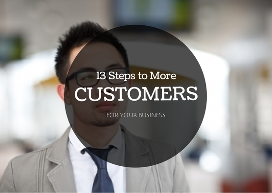 Get More Customers for Your Business