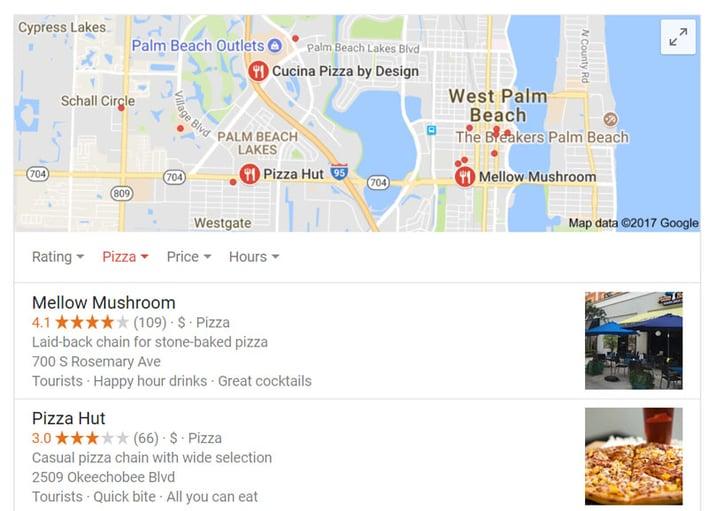 Local search results_web