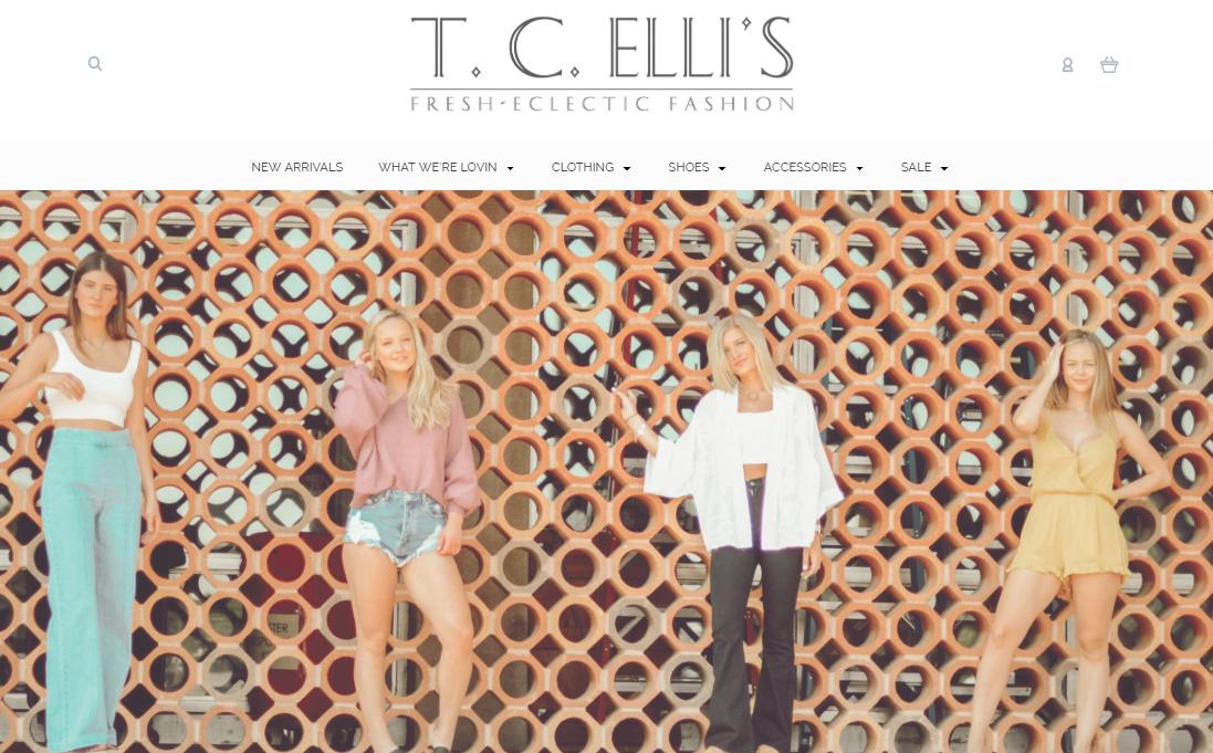 TC Ellis website
