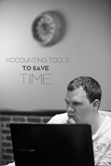 4 Accounting Tools That Save You Time